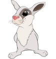 Rabbit cartoon vector | Price: 1 Credit (USD $1)