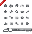 Hosting Icons Basics Series