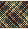 Abstract plaid background vector image vector image