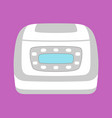 multicooker icon isolated household appliance vector image vector image