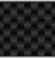3d jigsaw tile seamless pattern black 001 vector image vector image
