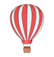 Balloon icon cartoon style vector image vector image