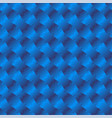 3d jigsaw tile seamless pattern blue 002 vector image vector image