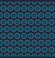 creative seamless pattern vector image vector image