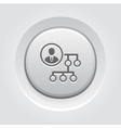 Business Connections Icon vector image vector image
