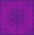 geometric halftone circle pattern background from vector image vector image