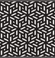 seamless pattern modern stylish lattice vector image