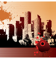 urban city illustration