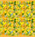 seamless geometrical colorful diagonal geometric vector image vector image