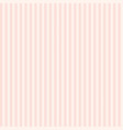 seamless vertical stripe pattern with pink colors vector image