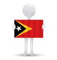 Timor-Leste vector image vector image