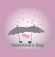 valentines day love and romance vector image vector image