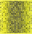 glowing polygon pattern seamless vector image vector image