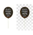 balloon spangles black friday 90 percent off vector image vector image
