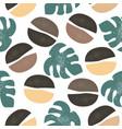 cute seamless scandinavian terracotta pattern vector image vector image