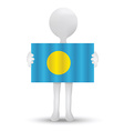 Republic of Palau vector image vector image