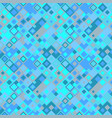colorful abstract seamless geometrical mosaic vector image vector image