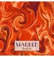 Marble texture Abstract colorful background vector image vector image