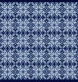 seamless background geometric ornament vector image vector image