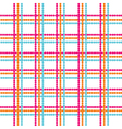 Geometric pattern for design vector image vector image