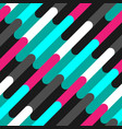 seamless pattern of beautiful color lines stripe vector image