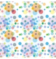Abstract colorful seamless background EPS10 vector image vector image