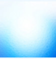 Abstract summer blue triangles background