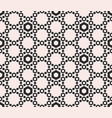 Perforated hex delicate hexagonal grid vector image