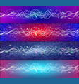 futuristic communication technology data wave vector image