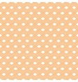 seamless linear pattern with crossing thin poly vector image vector image