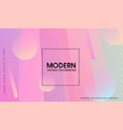modern gradient abstract background vector image vector image