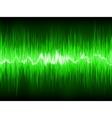 waveform vector image vector image