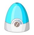 Coffee grinder icon cartoon style vector image