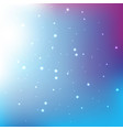 abstract light bokeh blue gradian background vector image vector image