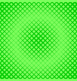 geometric halftone square pattern background vector image vector image