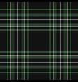 tartan plaid scottish checkered background vector image vector image