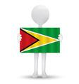 Co-operative Republic of Guyana vector image vector image