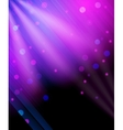 Glitter background print vector image vector image