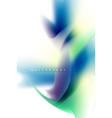 holographic paint explosion design fluid colors vector image