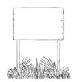 a Billboard vector image vector image