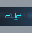2020 loading banner happy new year vector image vector image