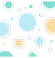 Flat design vector image vector image