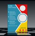 Professional business flyer design