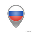 russia point vector image