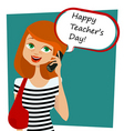 Teachers' day background vector | Price: 1 Credit (USD $1)