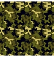 Military camouflage pattern to disguise in the vector image