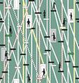office rat race vector image vector image