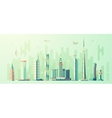 Saudi Arabia skyline world tallest building vector image vector image