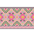 tribal seamless pattern ethnic style vector image