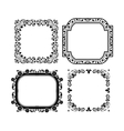 Vintage frames 1 vector image vector image